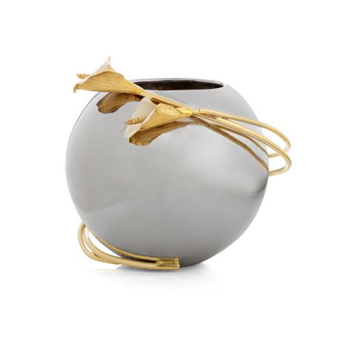 Michael Aram Calla Lily Rose Bowl Vase