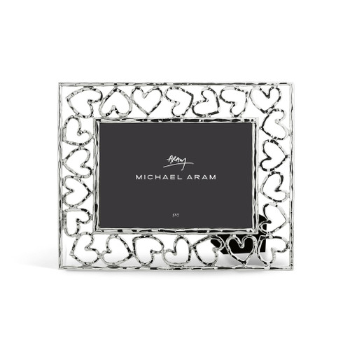Michael Aram Heart Photo Frame 5x7