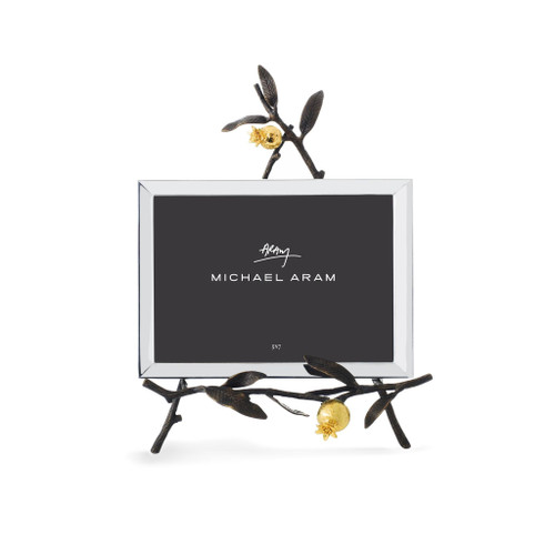 Michael Aram Pomegranate Easel Frame 5x7