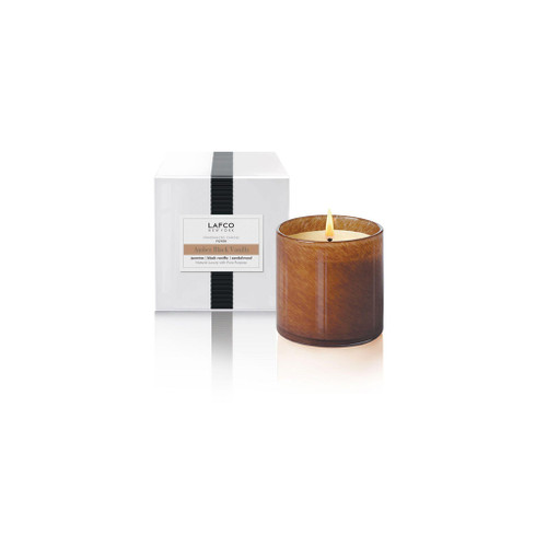 LAFCO Amber Black Vanilla Candle