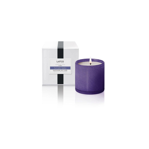 LAFCO Lavender Amber Candle