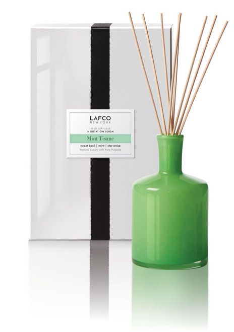 LAFCO Mint Tisane Reed Diffuser