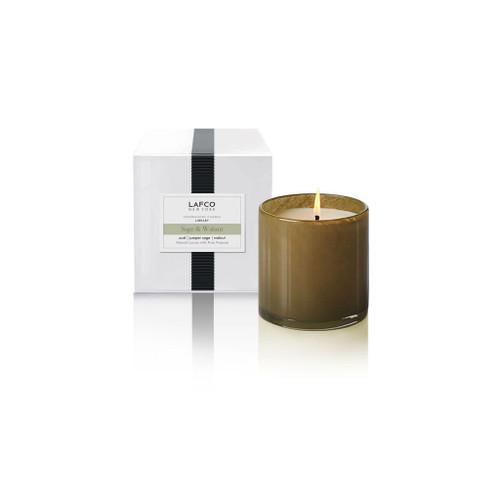 LAFCO Sage & Walnut Candle