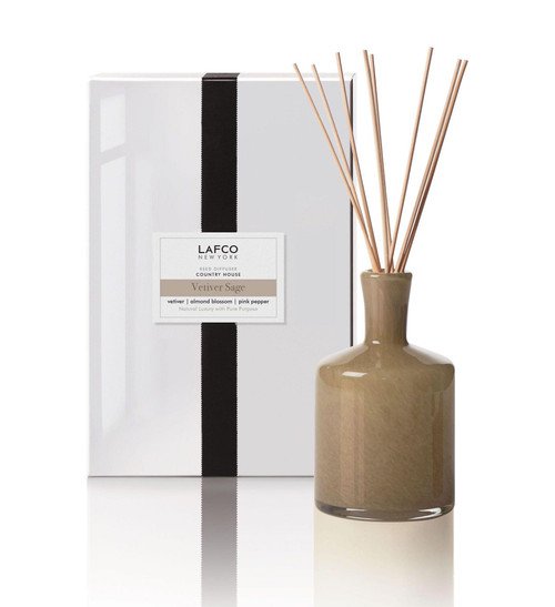 LAFCO Vetiver Sage Reed Diffuser
