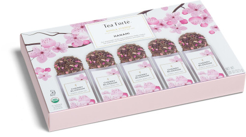Tea Fortē Hanami Single Steeps® - 15 Single Steeps Pouches