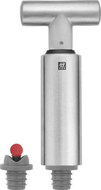 Zwilling 3 Piece Wine Vacuum Pump & Stopper Set - Sommelier Accessories