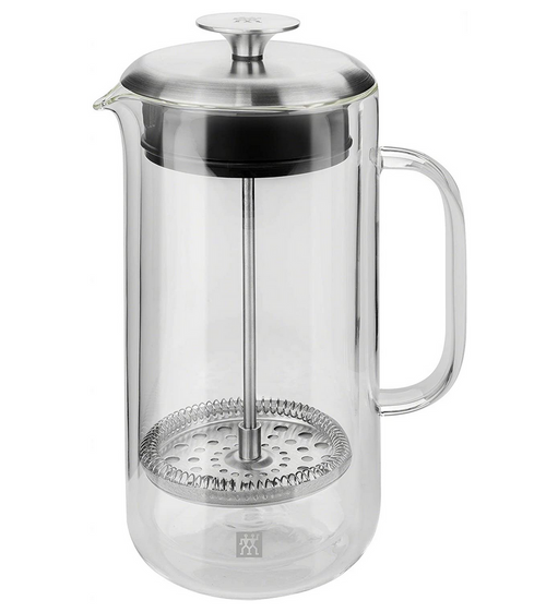 Zwilling Double Wall French Press (27oz) - Sorrento Plus