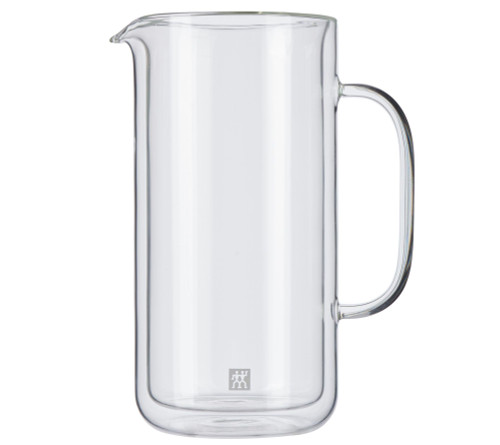 Zwilling Double Wall Glass Carafe (27oz) - Sorrento