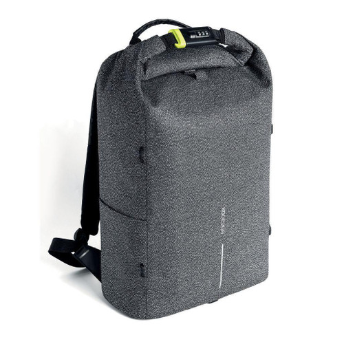 XD Design Urban Cut Proof Anti-Theft Backpack, Gray