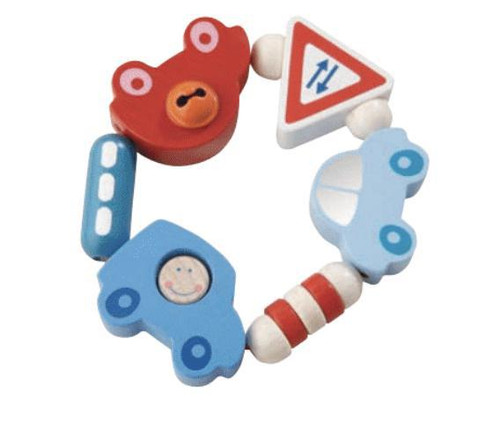 Haba Clutching Toy, Toot-Toot