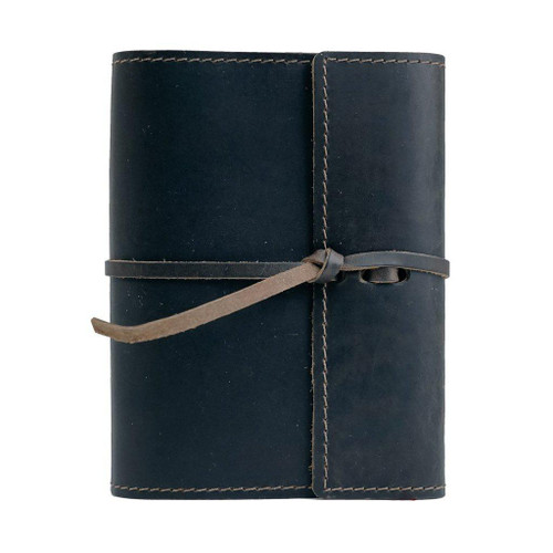 Rustico Refillable Writer's Log Lg. Lined
