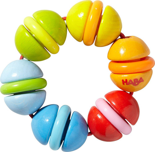 Haba Clutching Toy, Clatterit