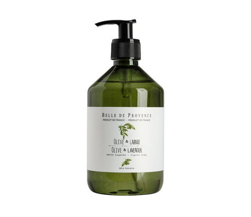 Lothantique Belle de Provence Olive Oil Liquid Soap - 16.75 oz.