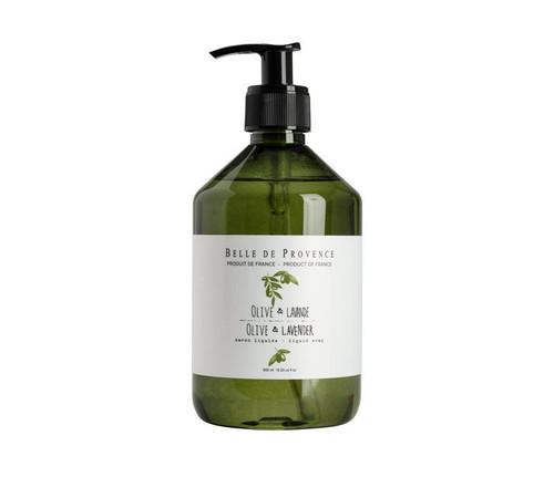 Lothantique Belle de Provence Olive Oil Liquid Soap - 16.75 oz.