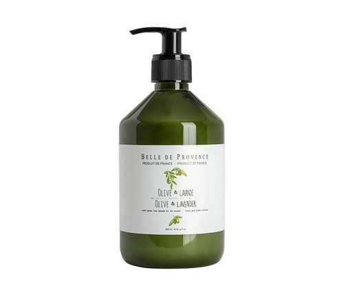 Lothantique Belle de Provence Olive Oil Hand and Body Lotion - 16.33 oz.