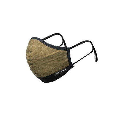 Proud2Support Adjustable 3-Layer Face Mask - Olive