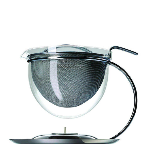 mono Filio Teapot with Integrated Warmer - 50 oz