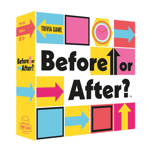 Hygge Games Before or After?