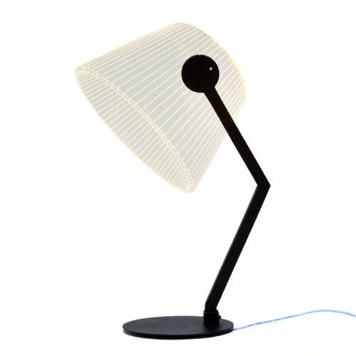 AMEICO Ziggi LED Illusion Lamp