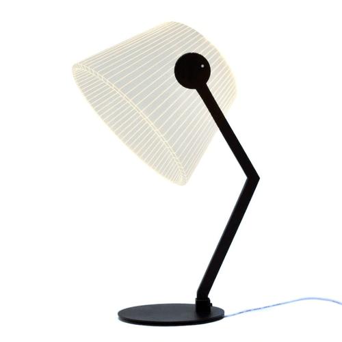 AMEICO Ziggi LED Illusion Lamp
