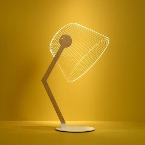 AMEICO Ziggi Classic Birch LED Lamp