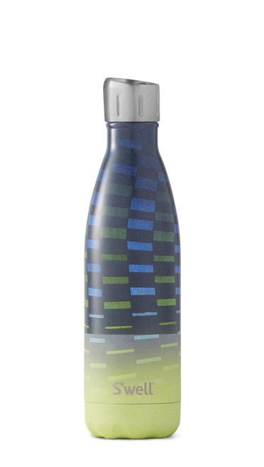 S'well Stainless Steel Water Bottle with Sports Cap - Luminescence (17 oz)