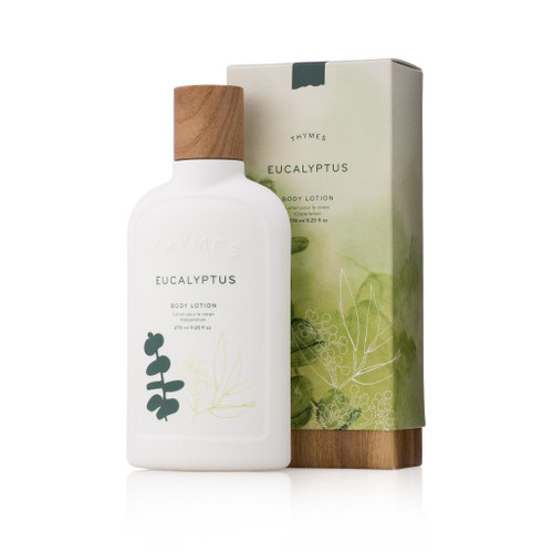 Thymes Eucalyptus Body Lotion 9.25 fl oz