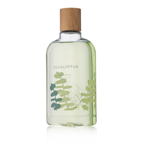 Thymes Eucalyptus Body Wash 9.25 fl oz