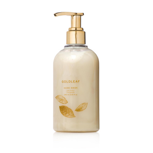 Thymes Goldleaf Hand Wash 8.25 fl oz