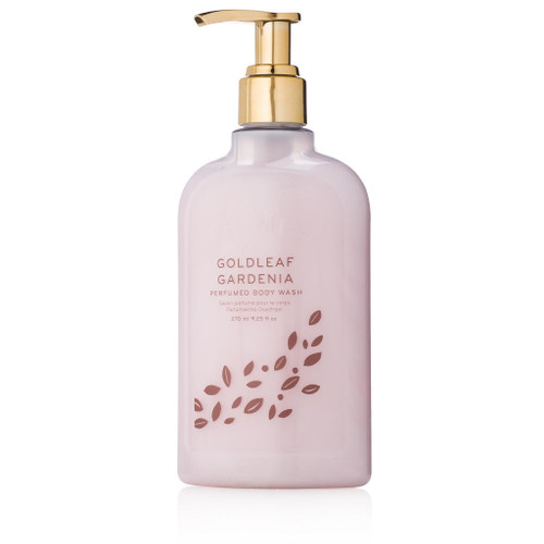 Thymes Goldleaf Gardenia Body Wash 9.25 fl oz