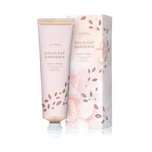 Thymes Goldleaf Gardenia Hand Cream 3.0 fl oz