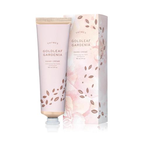 Thymes Goldleaf Gardenia Hand Cream 3.0 fl oz