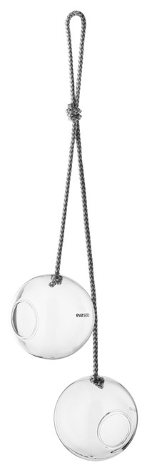 Eva Solo Glass Bird Feeders, 2pcs