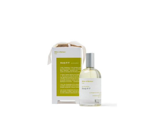 Lothantique Miller et Bertaux Eau de parfum Study #17