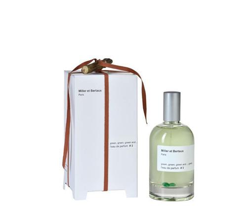 Lothantique Miller et Bertaux Eau de Parfum #3 (Green, green, green, and green)