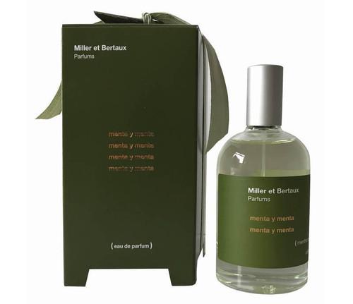 Lothantique Miller et Bertaux Eau de Parfum Menta y Menta