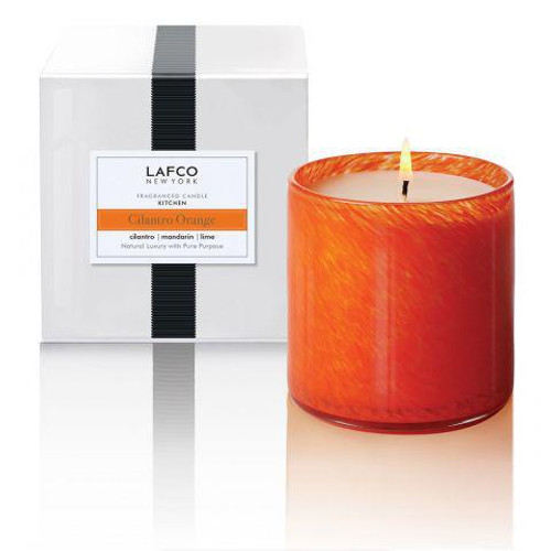 Cilantro Orange Candle