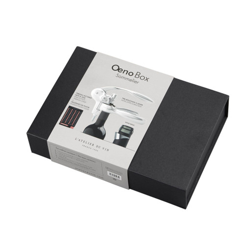 Oeno Box Sommelier Gift Set