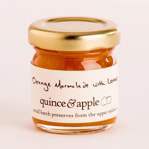 Orange Marmalade with Lemons Preserves