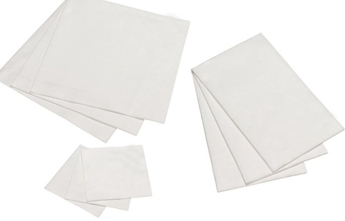 Deluxe Napkins - Alpine White, 25pcs