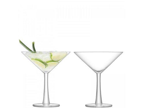 Gin Cocktail Glasses, Set of 2 - 7.44oz