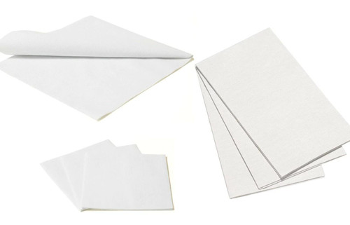 Deluxe Napkins - Polar White, 25pcs