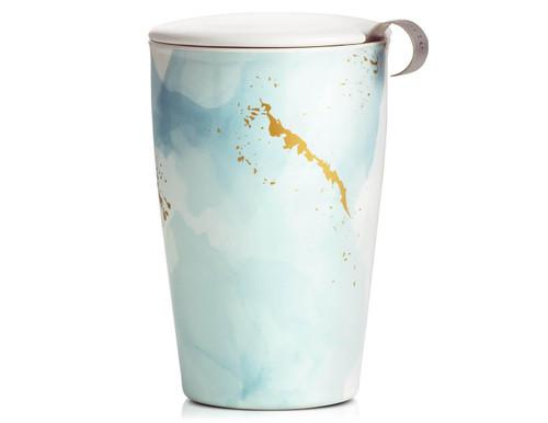 Wellbeing Kati® Ceramic Steeping Cup & Infuser - 12 oz