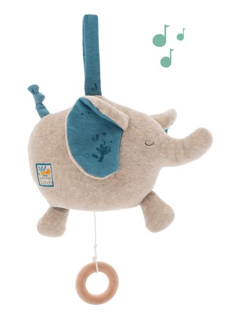 Mon Baobab Musical Elephant