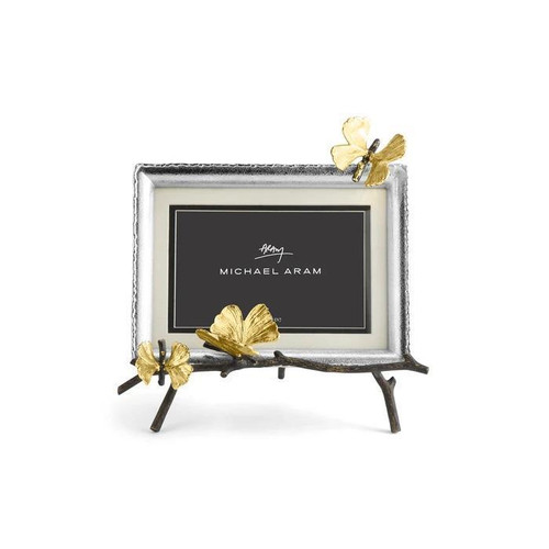 Butterfly Ginkgo Easel Frame (4x6 or 5x7)