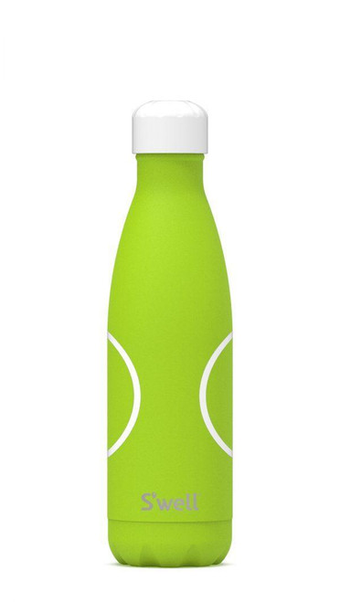Stainless Steel Water Bottle - Match Point (17 oz)