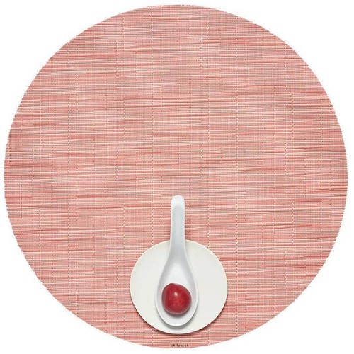 Bamboo Table Mat Round
