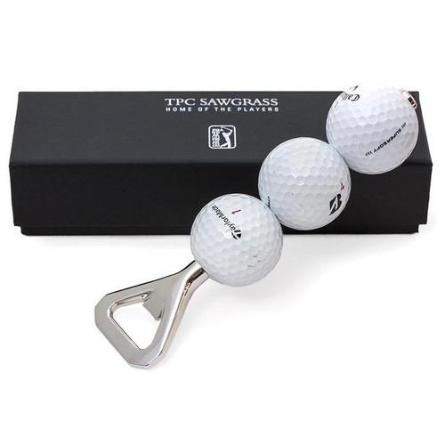 TPC Sawgrass Golf Ball Bottle Opener - PGA Tour Licensed