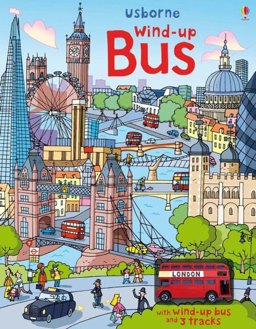 Wind-up Bus - Usborne