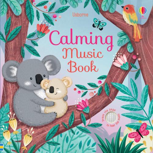 Calming Music Book - Usborne